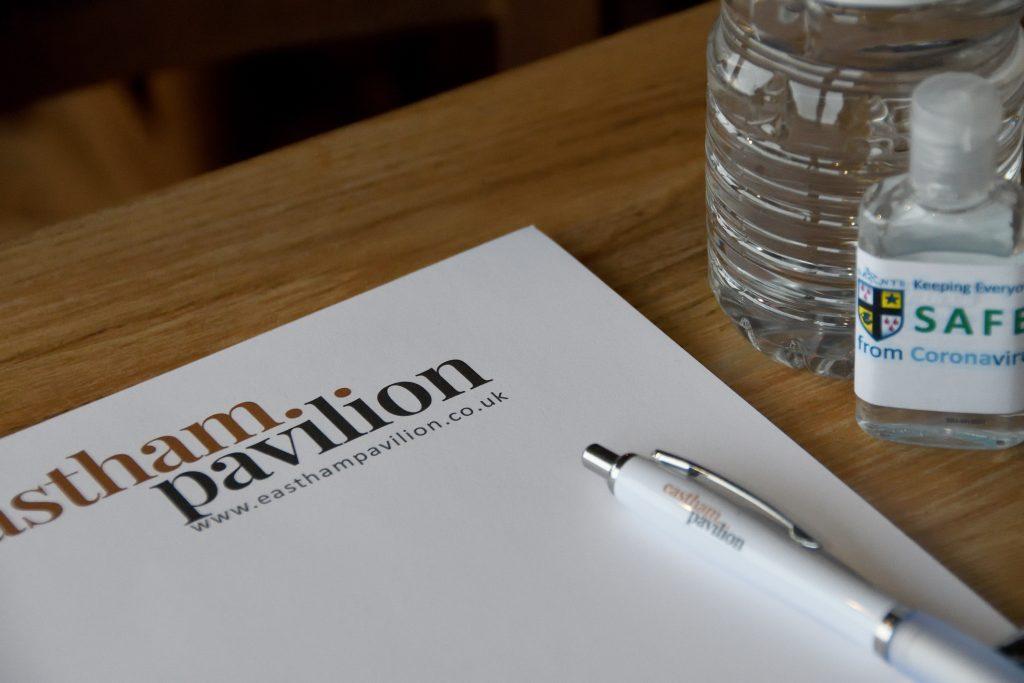 Eastham Pavilion meetings